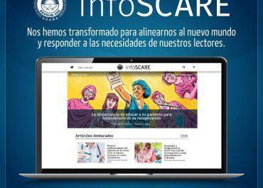 Disponible última edición de la revista InfoSCARE. A partir de ahora 100% digital