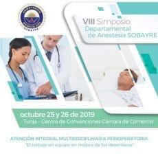 VIII Congreso Nacional de Atención Geriátrica Perioperatoria en Medellín