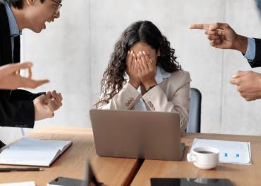 Sabe usted ¿cómo identificar si es víctima de acoso laboral?