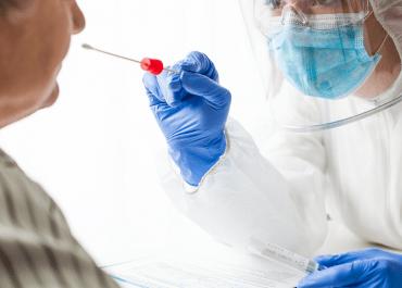 INS inicia estudios de seroprevalencia Covid.